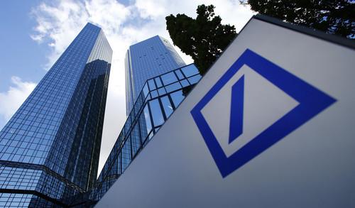 С начала года акции Deutsche Bank подешевели более чем на 50%