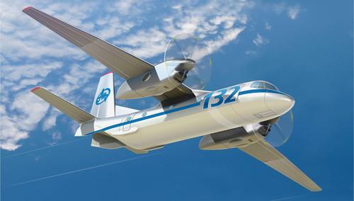 Принц КСА: Мы планируем создать линию самолетов АН-132 D