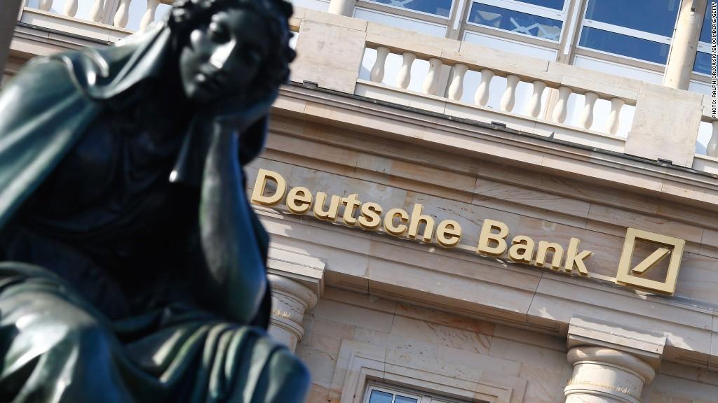 Deutsche Bank заявил о прекращении валютного сотрудничества с латвийскими банками